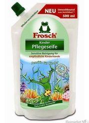 Eko - detské tekuté mydlo na ruky Frosch - náhradná náplň 500 ml