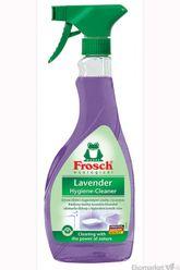 Eko - hygienický čistič Levanduľa Frosch 500ml - sprej