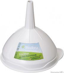Eko - lievik z bioplastu Biodora 1 ks