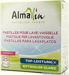 Eko - tabletky do umývačky riadu Almawin 500g/25ks