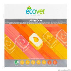 Eko-tablety do umývačky riadu 3v1 Ecover 70 tbl./ 1,4 kg