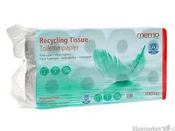 Eko - toaletný papier Memo - 2 vrstvové 8 ks