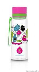 Ekologická fľaša EQUA - Monsters 400ml