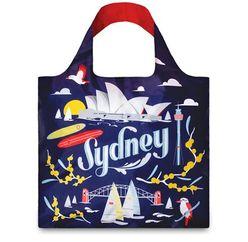 Ekologická taška LOQI Urban Sydney