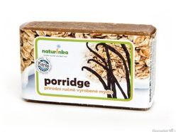 Prírodné mydlo Naturinka 110g - porridge (peelingové)