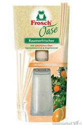 Prírodný osviežovač vzduchu Frosch Oase Pomarančový háj 90 ml