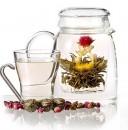 Kvtinúce čaje- zelené