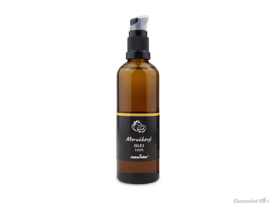 100% marhuľový olej Naturinka 75ml (zo semien) - Ekoobchod ... 22f355c896a