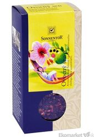 BIO Ovocný sen sypaný čaj Sonnentor 100g