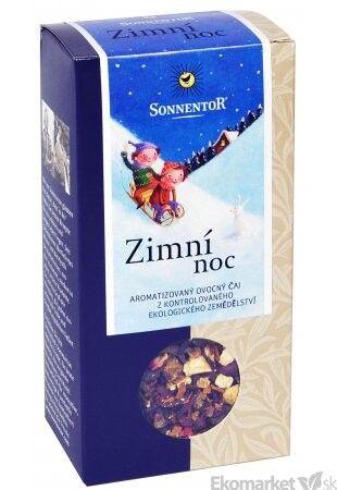 BIO Zimná noc Sonnentor 100g - sypaný čaj