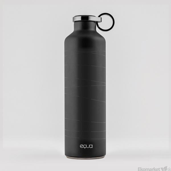 Ekologická termo fľaša EQUA BASIC Dr.Matt 680 ml - Ekoobchod ... 3955c26ebc4