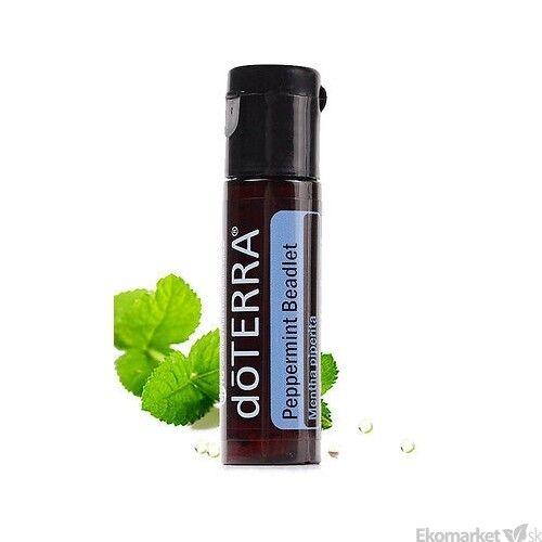 Peppermint gulôčky doTERRA 125 ks - svieži dych