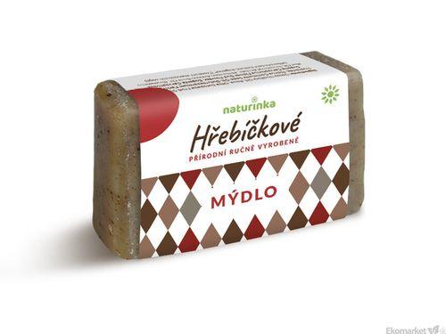 Prírodné mydlo Naturinka 110g - klinčekové (antimykotické)