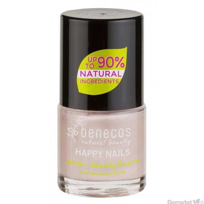 Prírodný lak na nechty Benecos - sharp rosé 8 free 5 ml - Ekoobchod ... b33a9314666