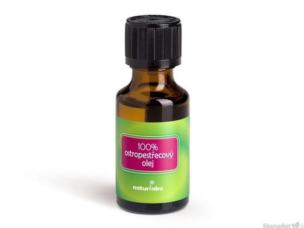 100% Ostropestrecový olej Naturinka 25ml