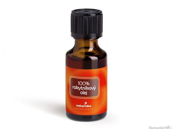 100% rakytníkový olej Naturinka 25ml (zo semien)