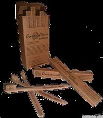 Bambusová zubná kefka Bamboo - Curanatura