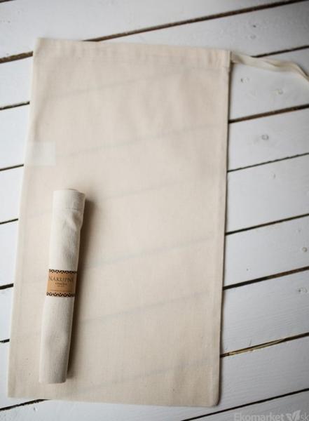 Bavlnené nákupné vrecko 25x35 cm