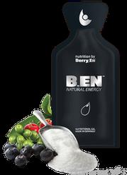 Berry.En Ben - energy gél 1bal (30ks)
