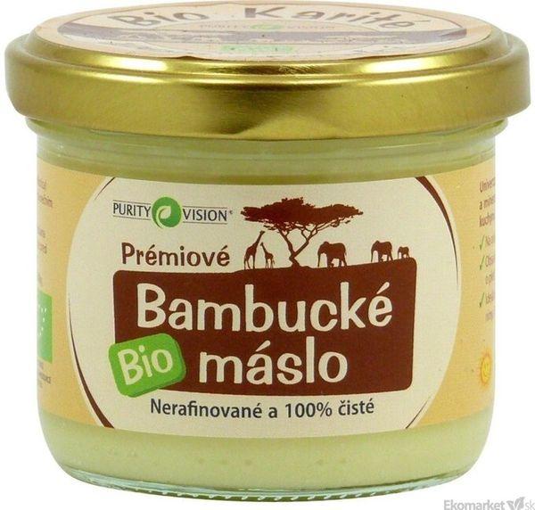 BIO Bambucké maslo PURITY VISION 120 ml