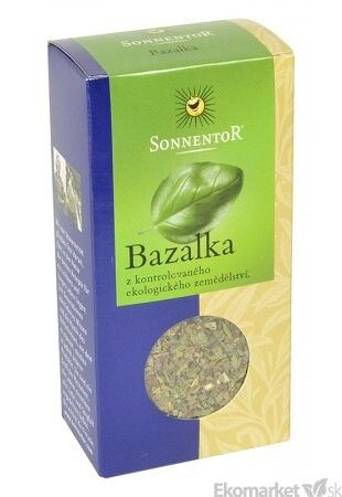 BIO Bazalka Sonnentor 15g
