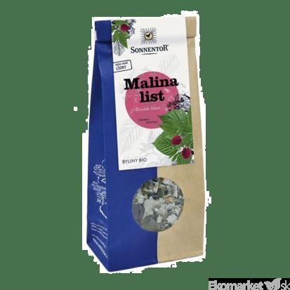 BIO Malina list Sonnentor 50g - sypaný čaj