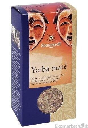 BIO Maté Sonnentor 90g - sypaný čaj