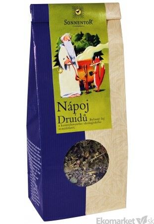 BIO Nápoj Druidov Sonnentor 50 g - čaj sypaný