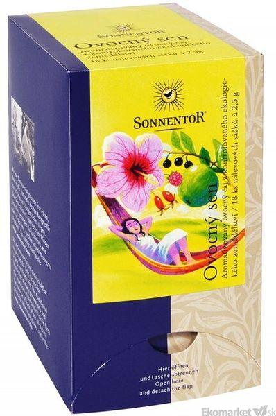 BIO Ovocný sen - porcovaný čaj Sonnentor 45 g