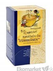BIO Raráškov čaj Usmrkanček - porcovaný