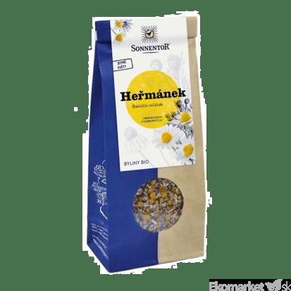 BIO Rumanček/Kamilka Sonnentor 50g - sypaný čaj
