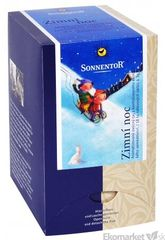 BIO Zimná noc Sonnentor 45g - porcovaný čaj