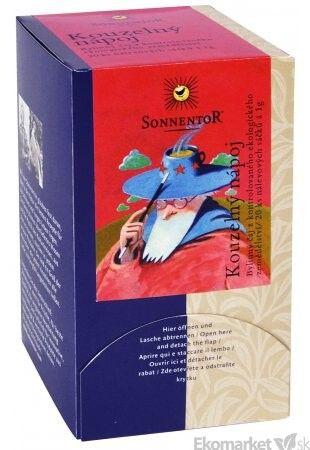 BIO Čaj Kúzelný nápoj Sonnetor - porcovaný