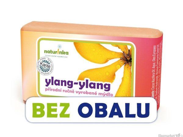 BO Prírodné mydlo Naturinka 110 g ylang-ylang (26)