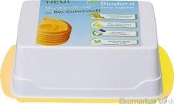 Eko - dóza na maslo z bioplastu Biodora 1 ks