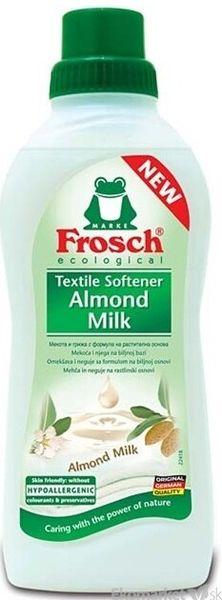 Eko - hypoalergénna aviváž Frosch 750ml - mandľové mlieko