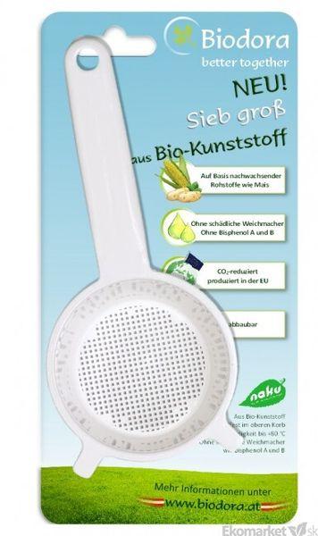 Eko - sitko na čaj z bioplastu Biodora - veľké