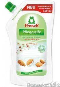 Eko - tekuté mydlo na ruky Frosch 500 ml - mandľové mlieko