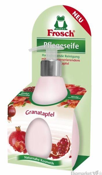 Eko - tekuté mydlo na ruky Frosch 300 ml - granátové jablko