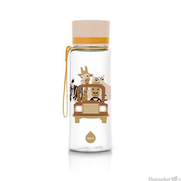 Ekologická fľaša EQUA - Safari 600ml