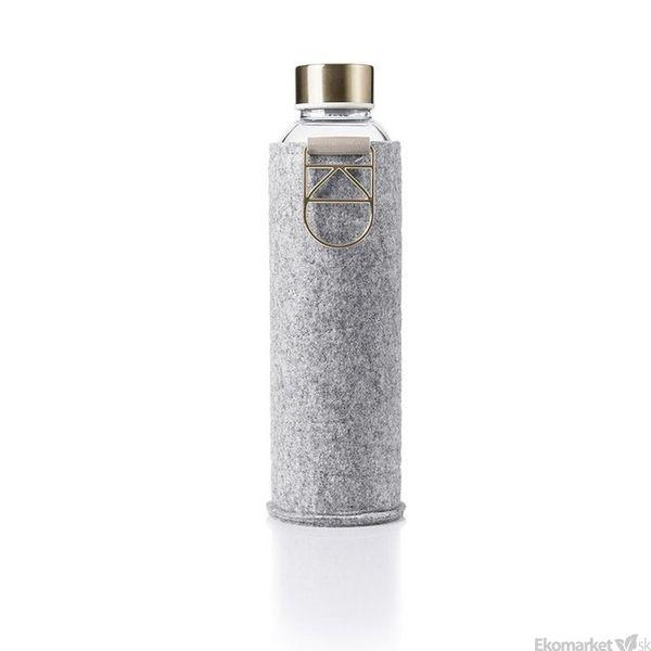 Ekologická sklenená fľaša EQUA Mismatch Gold 750 ml