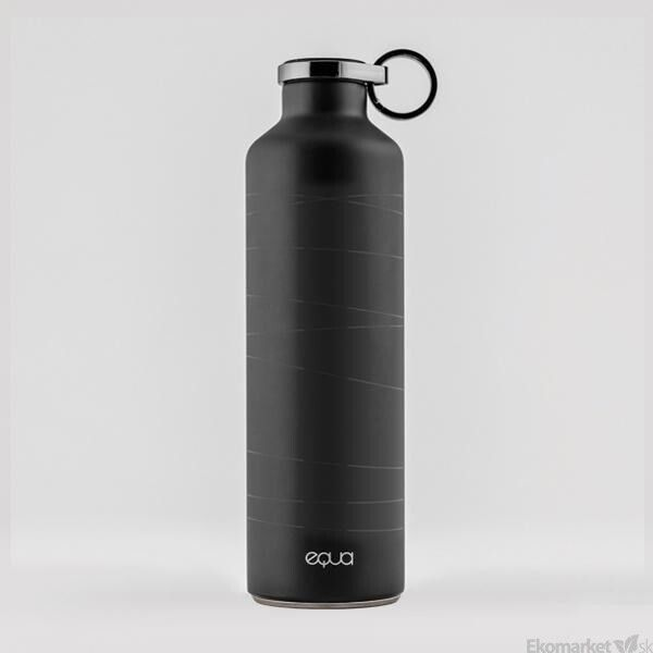 Ekologická termo fľaša EQUA BASIC Dr.Matt 680 ml