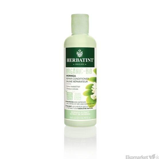 Herbatint Moringa Conditioner - bio kondicionér na farbené vlasy 260 ml