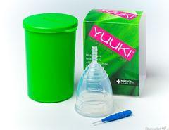 Menštruačný pohárik Yuuki 1