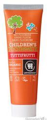 Prírodná detská zubná pasta tutifruti URTEKRAM 75 ml