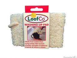 Prírodná hubka na riad a zeleninu LoofCO 1ks