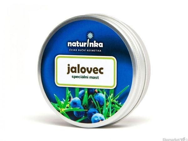 Prírodná jalovcová masť Naturinka - veľká (anti-reumatic, celulitic)