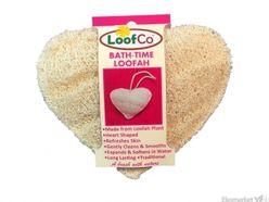 Prírodná telová hubka LoofCO 1ks