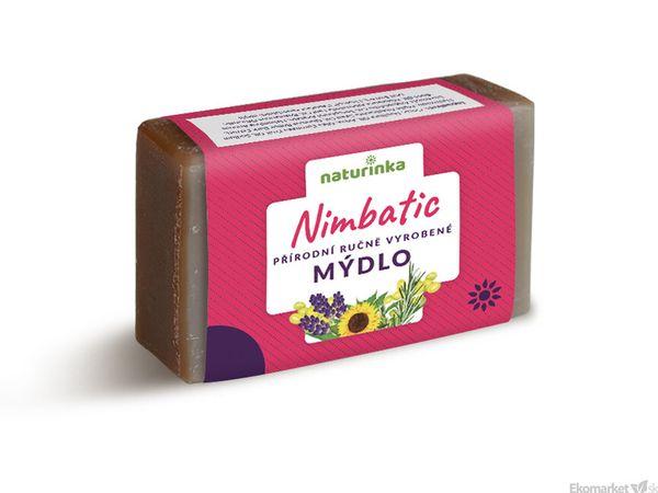 Prírodné mydlo Naturinka 110g - nimbatic (ekzémy)