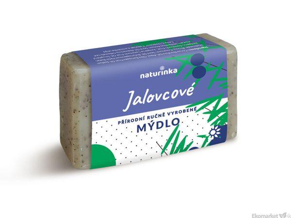 Prírodné mydlo Naturinka 110g - jalovec (antireumatic a celulitic)